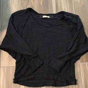 Free People Thien's Hacci Sweater Size Small